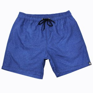 New High Quality Quick Dry Mens Beach shorts Swimwear Bermuda Male Surf Life Men Briefs For Men Swim Trunks M-XXL