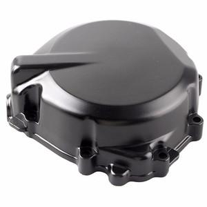 Black Motorcycle Engine Crank Case Stator Cover For Suzuki GSXR600 GSX-R750 1996-1999 1997 1998
