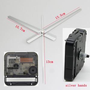 Skp 44704p Sweep Plastic Movement Avec 23 #Silver Mains Accessoire Horloge Mouvement Silencieux Quartz Diy Kits de Mouvement