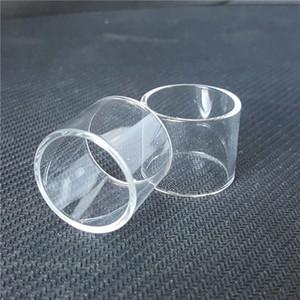 Cigarette Replacement Pyrex Clear Glass Tube Vaporizzatore per UWELL NUNCHAKU 5ml Serbatoio Innokin SCION Serbatoio Atomizzatori Ecig cig DHL LIBERA il trasporto