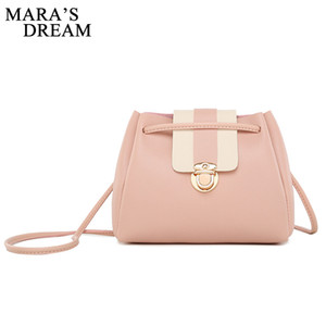 Mara Dream Party Shouder Bolsa para mujer PU cuero solapa Hasp Sweet Mini Messenger Bag espejo superficie Crossbody bolsas monedero
