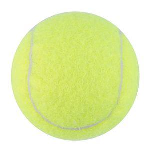 Elastic Rubber Tennis Balls Sports Tournament Outdoor Beach Cricket Green Standard Tennis Training Practice Training Ball