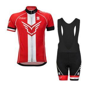 2018 Felt team Sommer Radfahren Jersey männer Ropa Ciclismo Atmungsaktive Mountainbike Kleidung Schnell Trocknend Fahrrad Sportwear 81806Y