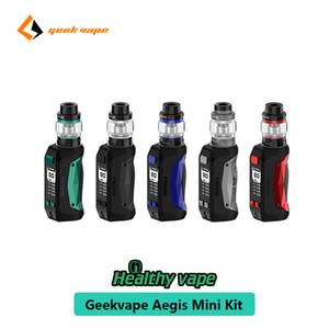 Kit 100% original GeekVape Aegis Mini 80W avec atomiseur de réservoir Cerberus avec le chipset AS de pointe