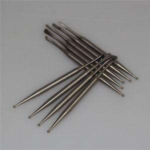 Titan Dabber Gr2 Ti Nagel Dabbing Werkzeug Kurz Titan Dab Für Glasbongs Glasrohr Wachs Trockene Kräuter Vaporizer Pen Ti Dabber