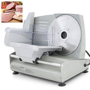 """Trancheuse à viande électrique 7,5 """"Lame Home Deli Meat Food Slicer Cuisine à domicile Premium"""