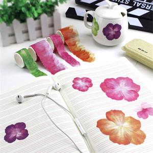 Вишни Diy цветы наклейки плакаты стены стикеры для детей номеров home decor наклейки скейтборд камера стены декор бумажная лента mk0367