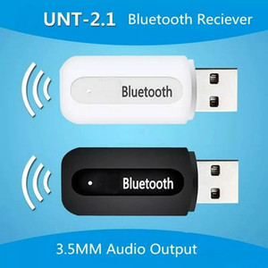 USB Aux Bluetooth Receiver Bluetooth 3.5mm Audio Car Handsfree Wireless Wireless Adapter for iPhone Samsung Android Phone OM-Q5