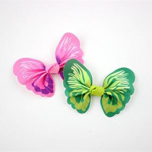 가와이이 화려한 리본 나비 매듭 bowknot 머리 모자 여자의 머리를 묶어 활 무료 배송 활