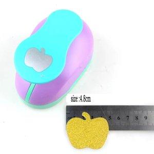 0.8 cm-7.0 cm яблоко форма пены удар Diy ремесло перфоратор отверстие перфоратор Записки резак для бумаги отверстие Cortador Papel скрапбукинг