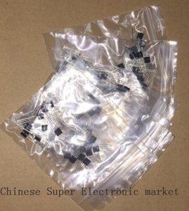 TL431 78L05 78L09 78L15 2N7000 2N5088 LM317L 13001 13003 2SD882 2N4401 TO92 11 valoresX10pcs = 110 pcs, Transistor Assorted Kit
