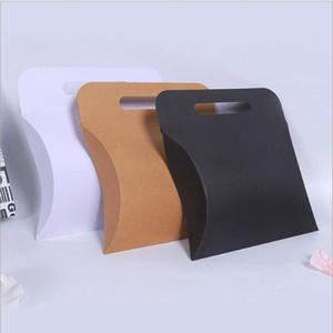 27 * 19.5 * 6cm 20pcs bewegliche Kissen Geschenkkarton Pappschachtel Süßigkeiten-Box Geschenk-Verpackung Großen Zubehör-Dekors