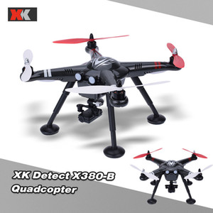 XK X380 - B 2.4G GPS Drone Gimbal 2.4G Antenna 1080P HD Sport Camera 6 Axis Gyro RC Quadcopter RTF