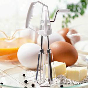 Fonksiyonlu İşçi -Saving Tekerlek Paslanmaz Yumurta Stiring Çırpma El Döner Ev Manuel Mikser Mutfak Pişirme Malzemeleri