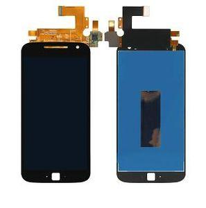 Novo para moto g4 além de xt1644 xt1642 display lcd touch screen digitador assembléia peças de reposição tela capacitiva