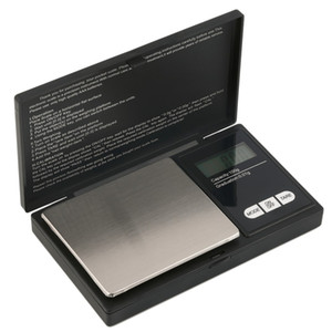 100g * 0.01g Mini Portable LCD Electronic Digital Pocket Scale Jewelry Gold Diamond Balance Weight Gram Weight Scales Precise Kitchen Scale