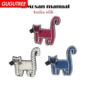 GUGUTREE India Patchs pour chats, diamants, diamants Patchs appliqués avec insectes à paillettes pour manteau, T-shirt, chapeau, sacs, Pull, sac à dos IWP-17