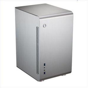 JONSBO U3 full aluminum MATX chassis supports ATX Power supply MicroATX Motherboard design compact