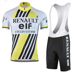 ELF team велоспорт-джерси 2019 Майо ciclismo, одежда для дорожного велосипеда, одежда для велоспорта на мотоциклах V2