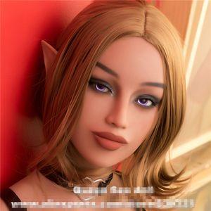 Capo NUOVO WMDOLL di alta qualità per la bambola del sesso del silicone realistico Elf Love Dolls capi orale Sexy Toys For Men