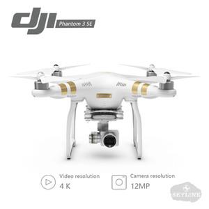 Оптовая Phantom 3 SE Drone 4K HD видео записи дронов с камерой 4K drone phantom пульт дистанционного управления App контроллер 25мин время полета