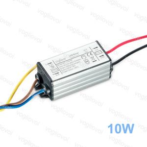 Iluminación Transformers adaptador 10W de potencia completa 300MA impermeable AC110V AC220V de aluminio de silicona para los reflectores de gran altura de la lámpara de DHL
