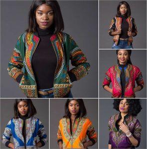 African Dashiki Dresses Sale Dresses New Arrival Africa Bazin Riche 2018 Sexy National Dashiki Fashion Jacket Coat Print
