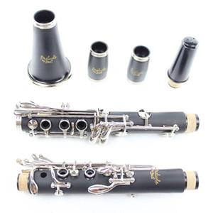 17 Queda Da Chave Bb Tune Clarinete Alta Qualidade Tocando Instrumentos Musicais Nova Clarinete Com Caso Para Os Alunos