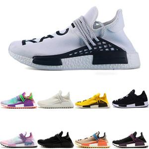 adidas Originals Human Race Hu NMD Trail Crazy Africa Solar Günstige Großhandel MENSCHEN RENNEN Pharrell Williams x 2016 Männer Frauen Rabatt Trainer Männer Sport Designer Schuhe Sneaker