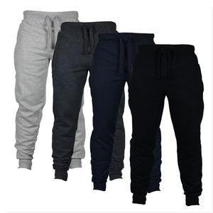 Pantalon de jogging décontracté Chinos Pantalons de jogging skinny Camouflage Hommes Nouveau Mode Sarouel Long Pantalon de Couleur Unie Hommes Pantalons Vêtements pour hommes