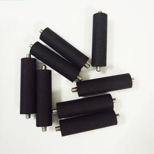 Rodillo de arrastre de papel de caucho de impresora de gran formato Xuli Humano Allwin Myjet Dika Yaselan Konica 512 Rodillo de arrastre de prensa de caucho