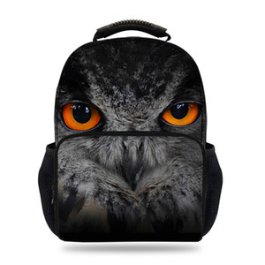 15 pouces Hot Sale Animal Feutre Sac À Dos Pour Les Garçons D'école Filles Owl Sac Pour Enfants Étudiants Livre Sacs Pour Enfants Voyage