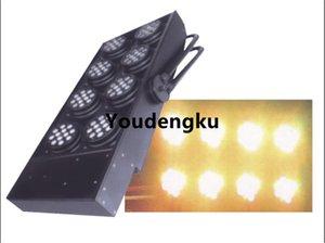 Освещение аудитории 8 глаз Dmx Blinder 96x3 Вт Светодиодный свет DJ Blinder