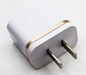 Adattatore di buona qualità 5V 1A US / EU / UK Plug corrente alternata del USB Wall Charger ricarica A1385 A1400 A1399 per il telefono 5 6 7 8 Con la scatola al minuto