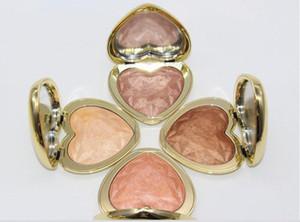 Trasporto libero 2018 HOT Marca Amore Luce Prismatico Illuminatore Evidenziatore Trucco Bronzer 8 colori di buona qualità