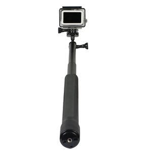 Yeni evrensel kafa için yüksek kaliteli alüminyum Özçekim Kamera monopod spor kamera hero 5/6 ücretsiz kargo