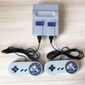 NES 821 HDMI Çıkışı TV Video Oyun Konsolu Çocuk Çocuklar için SNES Aile El Çift Gamepads Oyun Konsolları Perakende Kutus ...
