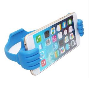 Держатель телефона кровать Thumb сотовый смартфон планшет аксессуар подставка подставка поддержка стол настольный стол стенты для iPhone Samsung huawei xiaomi