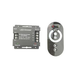 Dokunmatik RF Şerit LED Ampul Parlaklık Ayarlanabilir 6A X 3ch 12 Volt Dimmer Açma CE Roş 2 Yıl Garanti için Uzaktan Kumanda 12V 24V