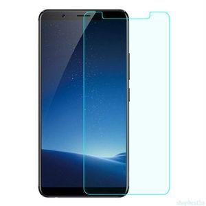 Para Vivo X20 / X20 Plus Pro 9H Protectores de pantalla de vidrio templado sin burbujas HD-Clear Anti-Scratch Anti-Glare Anti-huella digital 2.5D