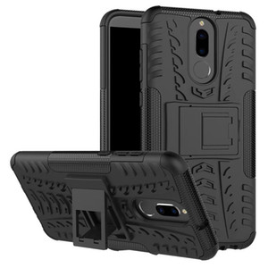 Armor Case para Motorola Moto Z2 Force Edition Z2 Play Huawei Mate 9 Honor 8 7X Hybrid 2 en 1 Kickstand Case Rugger Silicone PC Cubierta dura