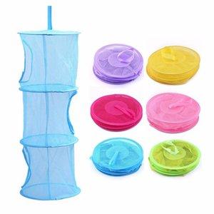3 Prateleira Pendurado Net Storage Kids Brinquedo Organizador Saco de Parede Do Quarto Porta Do Armário Da Porta Do Armário Da Parede Organizador Cesta de Brinquedos