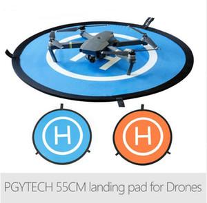 55cm Fast-Fold Landing Pad Universal FPV Drone Parkschutz Pad Für DJI Spark Mavic Pro Drone