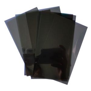 Film de plaque en feuille polarisant polarisant polarisant avant haute qualité pour écran LCD pour Huawei Mate 10 9 8 7 2 (611HW)