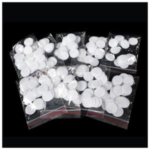 Transporte rápido Microdermoabrasão Descascamento de Diamante Máquinas de Dermoabrasão Facial de Algodão Filtros de 11mm 18mm ou Peças de Máquinas Mistas 1000 Pcs
