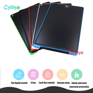 2018 neuer 12-Zoll-LCD Writing Tablet Digitale Zeichnung Tablet Handschrift Pads tragbares elektronischer Tablet Vorstand ultra-dünnes Brett