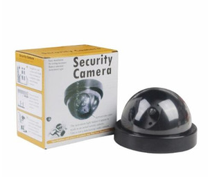 Dummy Camera Home Security Fake Simulated video Surveillance indoor outdoor Dummy Led Dome Camera Signal Generator Electrical