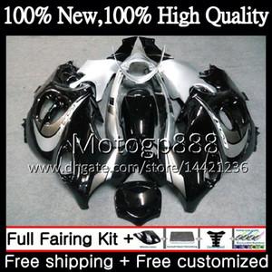 Кузов для SUZUKI KATANA GSXF 600 750 gsxf600 98 99 00 01 02 серебристо-черный 21PG5 GSX600F GSXF750 1998 1999 2000 2001 2002 обтекатель кузов