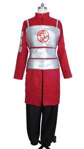Naruto Akimichi Choji Cosplay Costume 2nd version