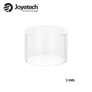 Joyetech Glass Tube for CuAIO D22  NotchCore Atomizer High Quality E Cigarettes Spare Part 1pc pack
